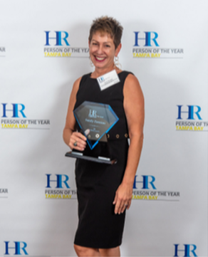 Sandy Zannino HR Consultant of the Year 2019